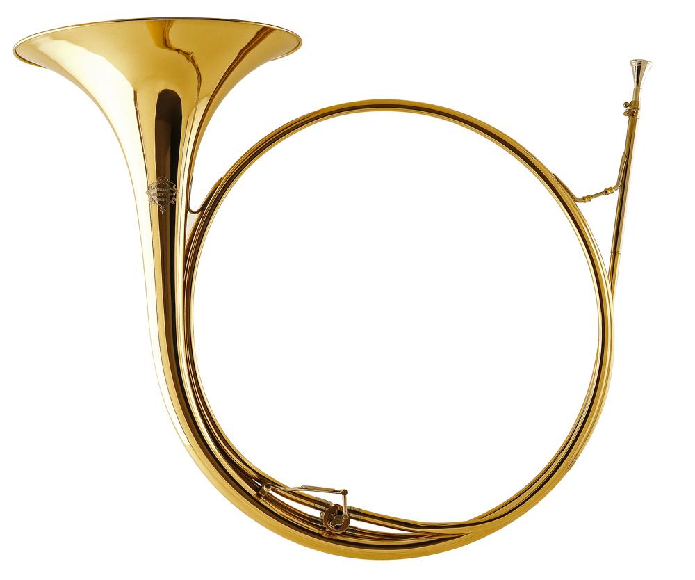 Parforce Horn in Bb/Eb · Model 1177